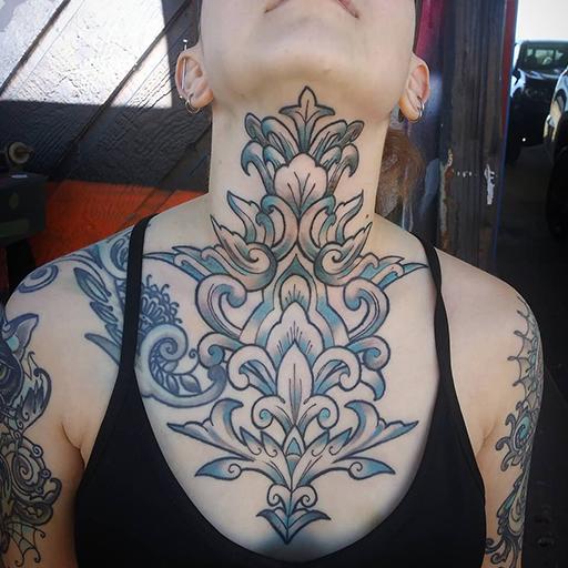 Eric Poland Tattoo