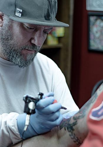 Jamey Marler Soul Style Tattoo