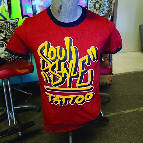 Soul Style Throwie