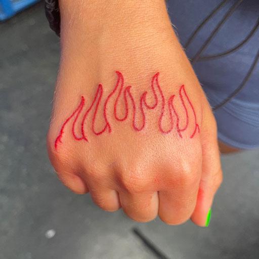 Logan Rogers Soul Style Tattoo