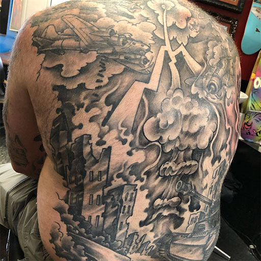 Jamey Marler Tattoo