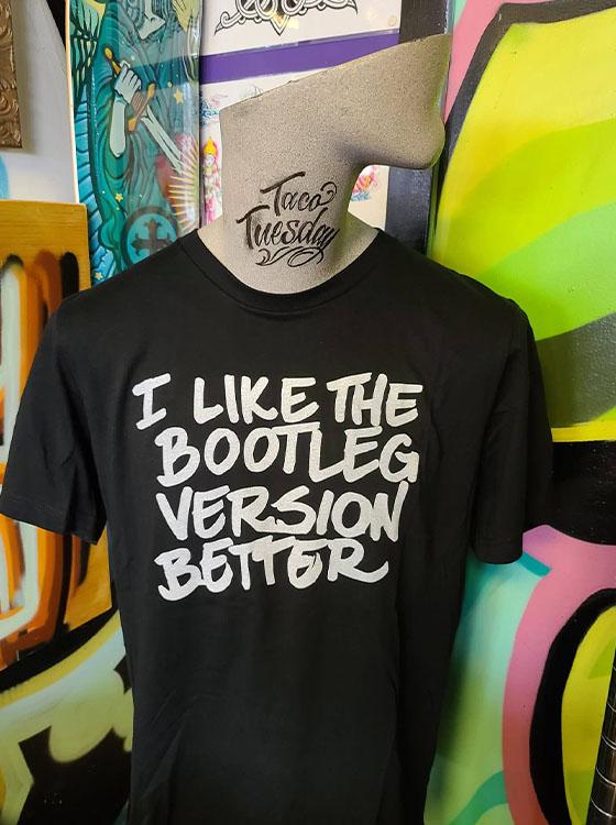 Bootleg Tshirt